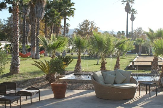 Indian Springs Resort and Spa: Grounds