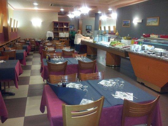 Hotel Ciutadella : Salle de resto