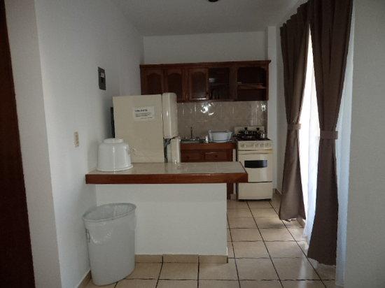 Hotel Sombrero Suites : Jr Suite Kitchen