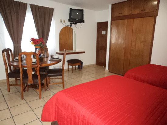 Hotel Sombrero Suites : Jr. Suite