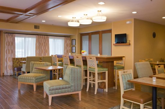 Hampton Inn Newcomerstown: Dining Area