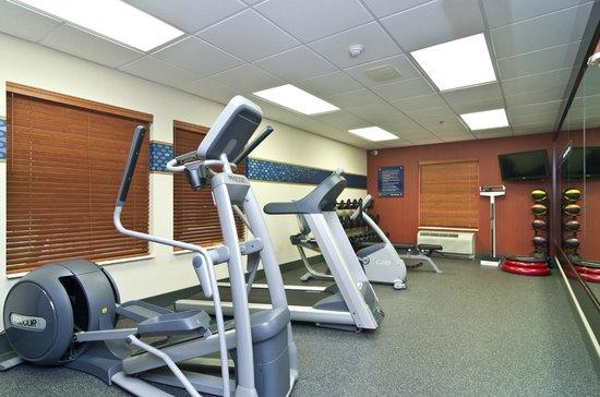Hampton Inn Newcomerstown: Fitness Center