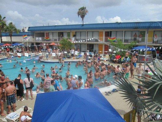 Flamingo Resort: Pride Weekend