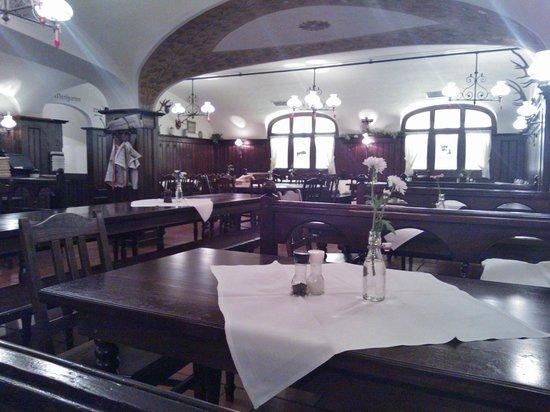 Zum Durnbraeu: Restaurant