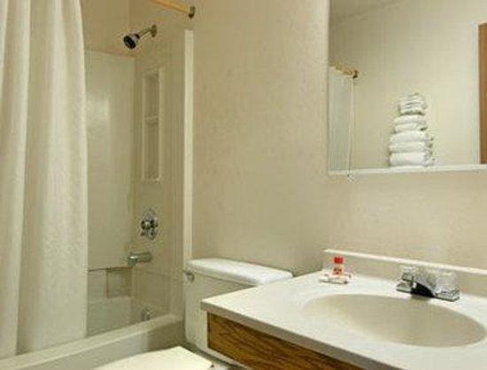 Super 8 Chester/Richmond Area: Bathroom