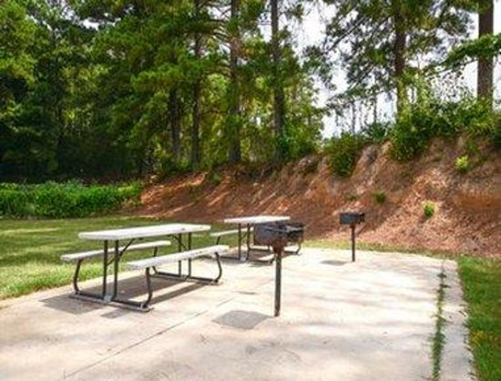 Super 8 Natchitoches : Picnic Area