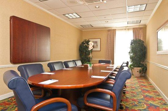 Hilton Garden Inn Wooster: Boardroom