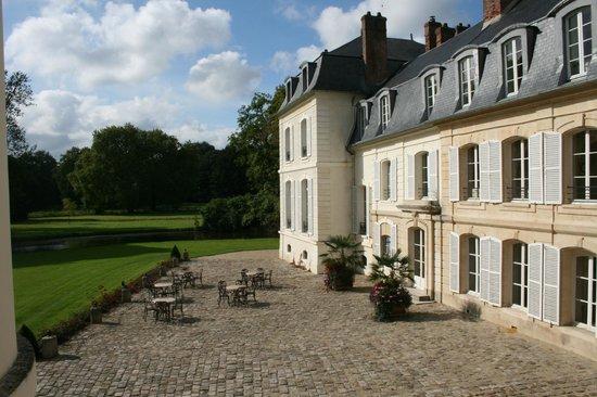 lit picture of chateau saint just belle eglise tripadvisor. Black Bedroom Furniture Sets. Home Design Ideas