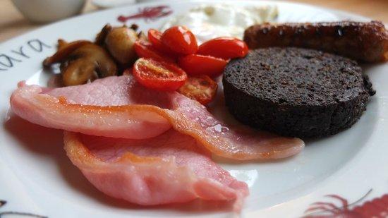 Coruisk House: Breakfast