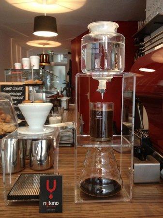 Nukind Coffee House : Extraction 24 heures à froid, une drogue légale ;)