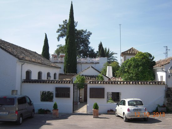 Hacienda La Vereda : HOTEL
