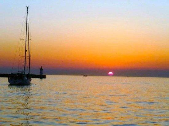 Partizanska 6: Porec at Sunset