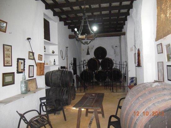 Hacienda La Vereda : BODEGA