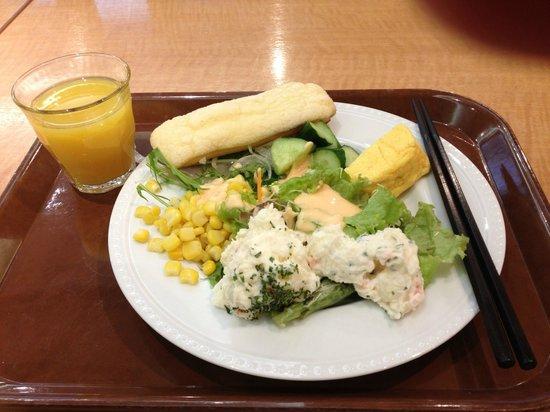Yokkaichi Urban  Hotel : Coconut bread? Why??