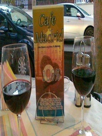 Cafe Madrid Marbella