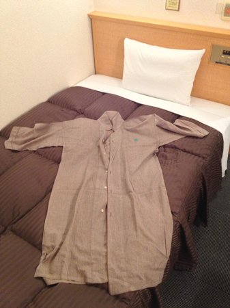 Yokkaichi Urban  Hotel : Free Nightdress!