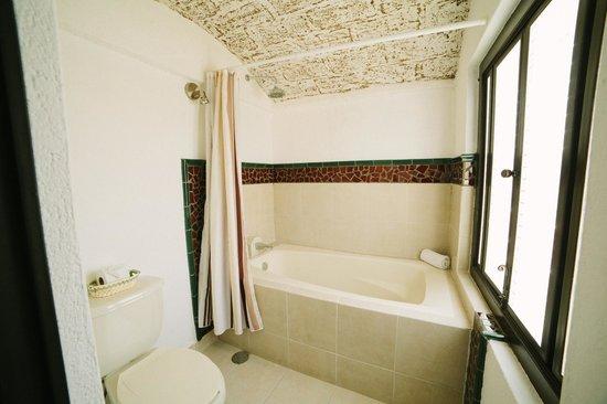 Hotel Casa Blanca San Miguel : Baño Master Suite