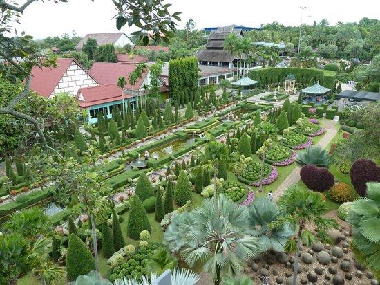 Nong Nooch Tropical Botanical Garden: Nong Nooch - Italian garden
