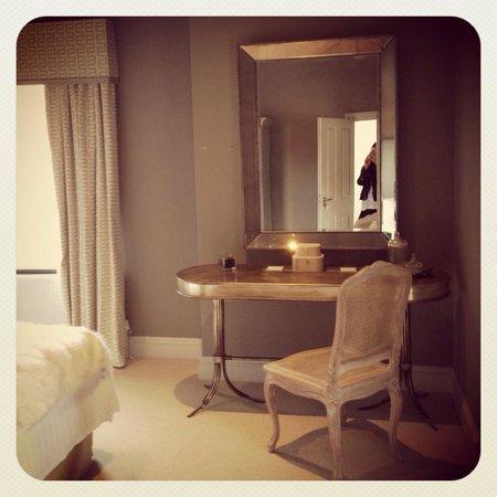 The Packhorse Inn: Bedroom 1....HEAVEN!
