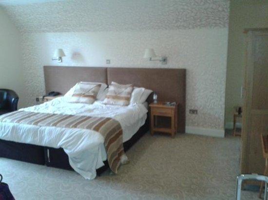 Glen Mhor Hotel & Apartments : Bedroom