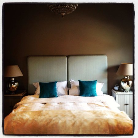 The Packhorse Inn: Boutique Hotel Room at its best...