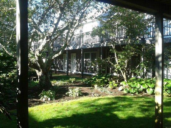 Nantucket Inn: grounds