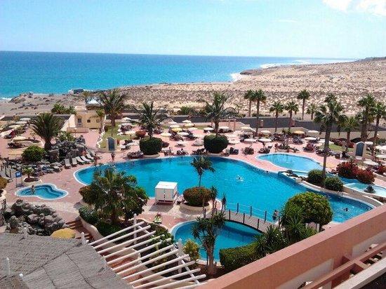 SENTIDO H10 Playa Esmeralda: Vista desde la habitacion