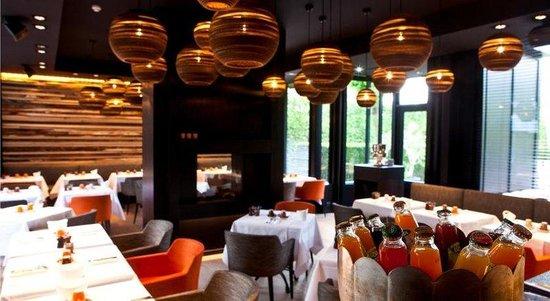 Hotel Montanus: restaurant