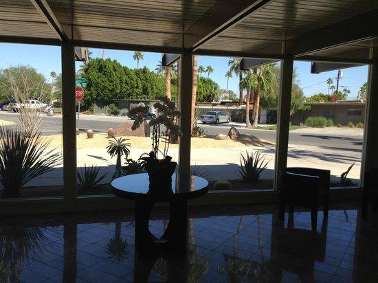 INNdulge: View from lobby