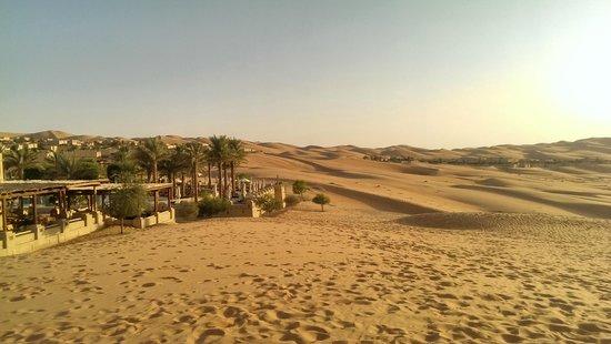 Qasr Al Sarab Desert Resort by Anantara : The resort