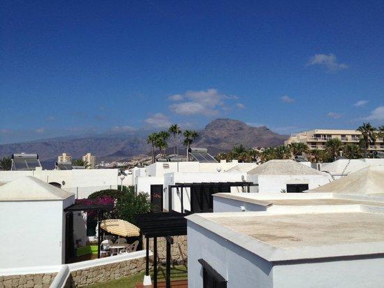 Los Cardones: panorama dal terrazzo