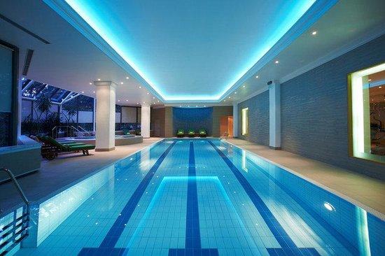 Hyatt Regency Belgrade: BELGR_P133 Pool Front