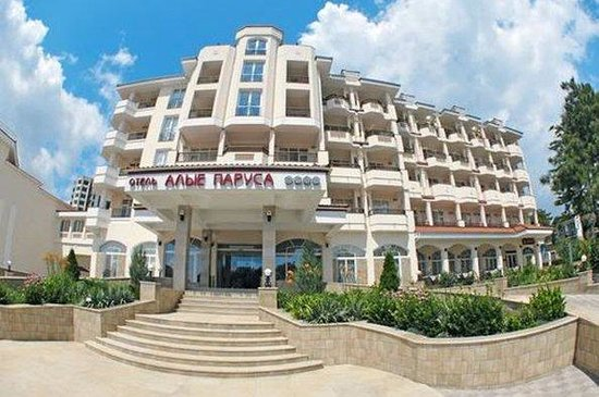 Photo of Alye Parusa Hotel Feodosia