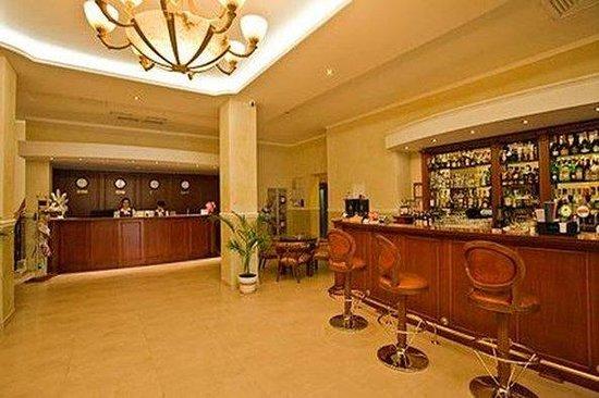 Alye Parusa Hotel: Reception