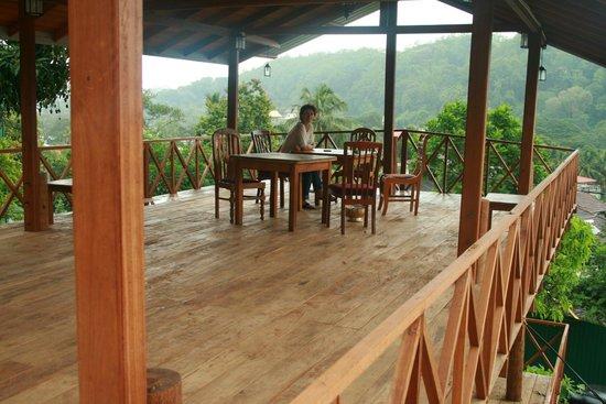 Hotel Mango Garden : Hotel balcony