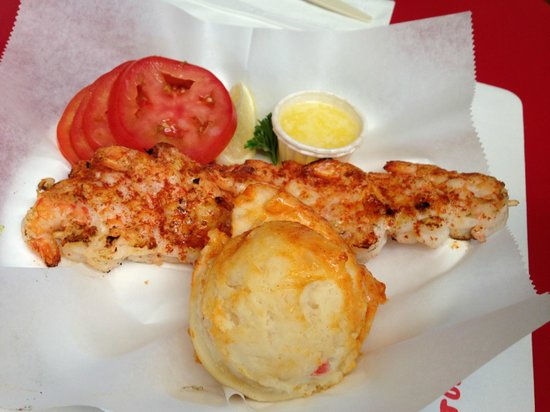 Crab Cooker Restaurant: Shrimp