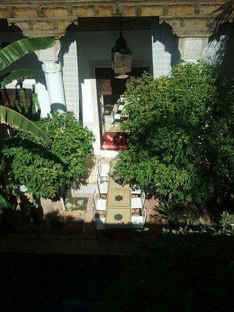 Riad Slitine : Foto vanaf dakterras