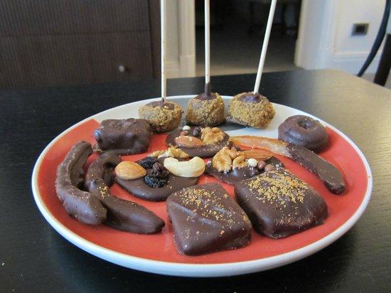 Museum of Cocoa and Chocolate (Musee du Cacao et du Chocolat) : Viva Chocolat du Belgique!