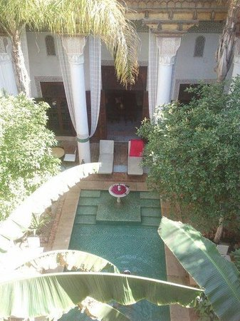 Riad Slitine : Pool