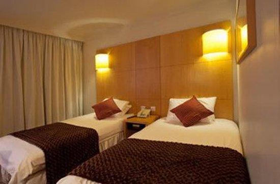 Britannia Bolton Hotel: Standard Twin Room