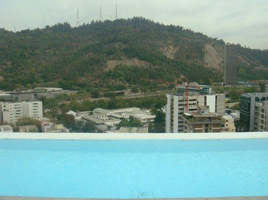 City Inn Apart Home : Cerro San Cristobal