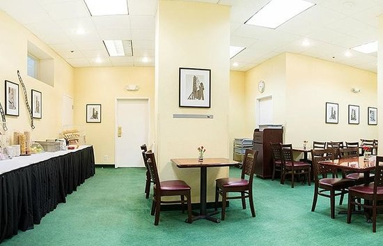 Hotel Bijou : breakfast room