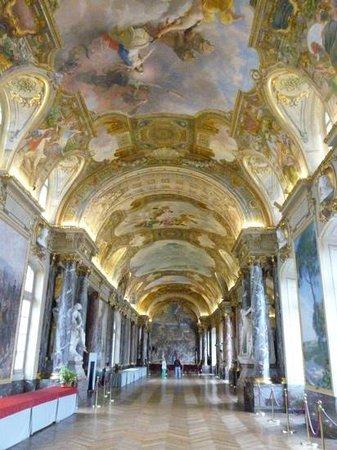 Capitole : interieur