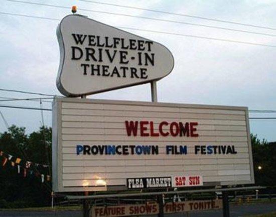 Wellfleet Drive-In Theatre: Special events