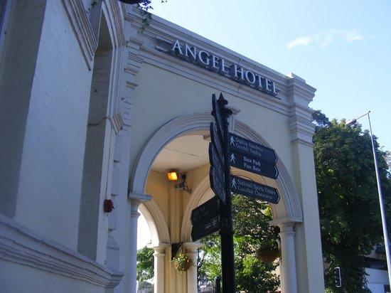 The Angel Hotel: Angel Hotel