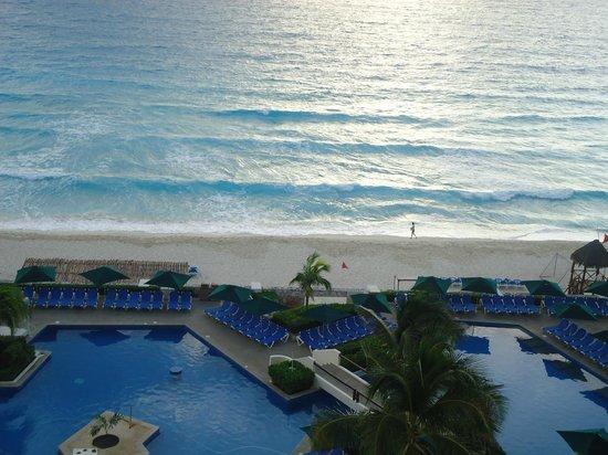 Royal Solaris Cancun: Vista desde la habitación