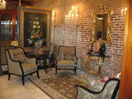 Quarter House Resort: Lobby area