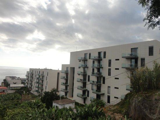 Golden Residence : Immeubles de l'hôtel