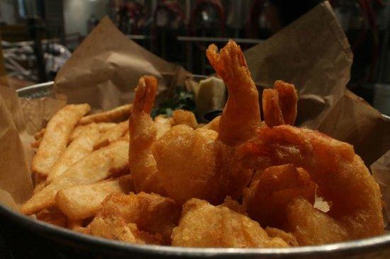 Uncle Bear's Brewery: Beer Battered Shrimp