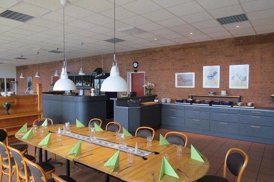 Hotel Falkoping: Restaurant